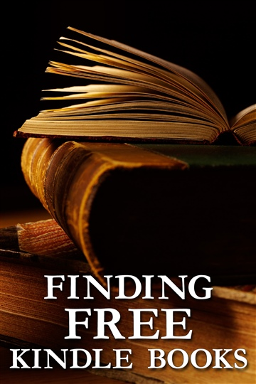 Finding Free Kindle Books