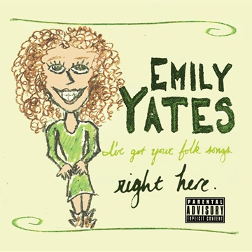 Emily Yates, Eventual Ukulele Superstar : I've Got Your Folk Songs Right Here
