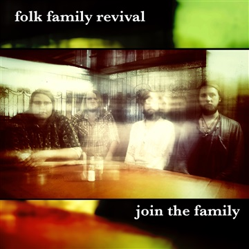 Folk Family Revival : Join The Family - Sampler EP