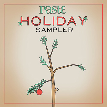 Paste Magazine : Paste Holiday Sampler 2012