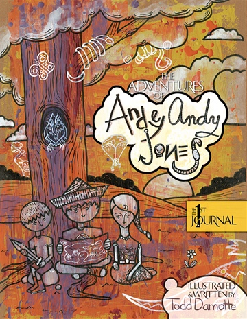 The Adventures of Andey Andy Jones: The 1st Journal