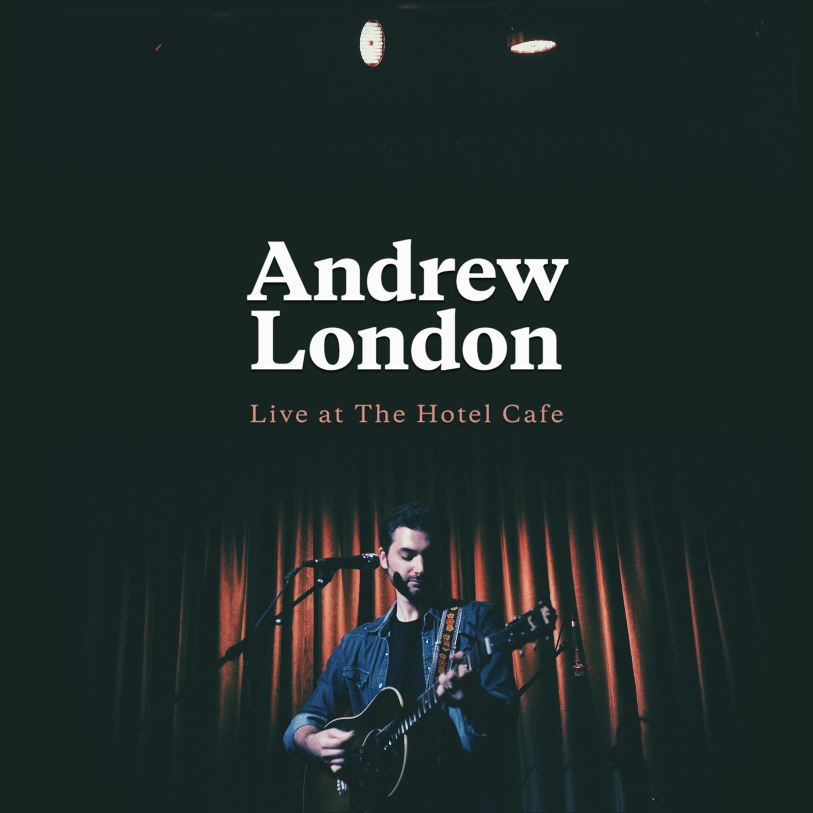 Live at The Hotel Cafe (EP) by Andrew London
