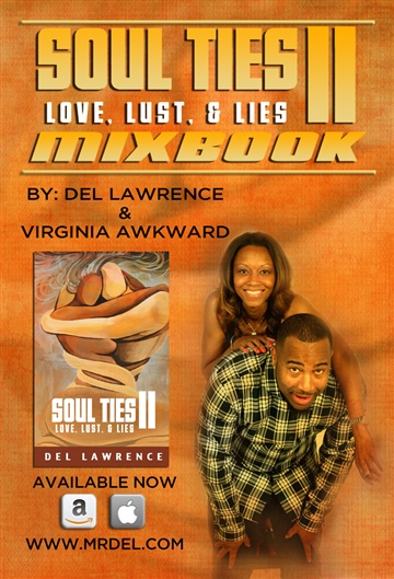 Del Lawrence : Soul Ties: The Mixbook
