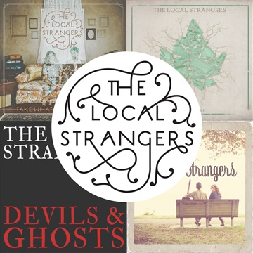 The Local Strangers : COMPLETE CATALOG