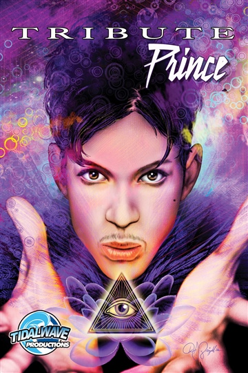 Tribute: Prince by Michael L. Frizell