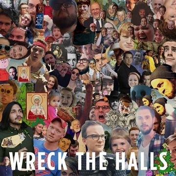Wreck the Halls by Saint Cecilia and the Melody Makers