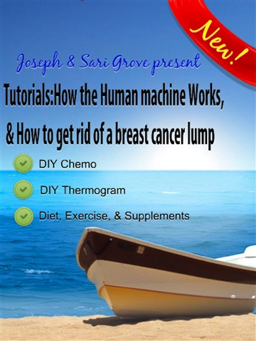 Tutorials: How the Human Machine works & How to get rid of a Breast Cancer Lump...