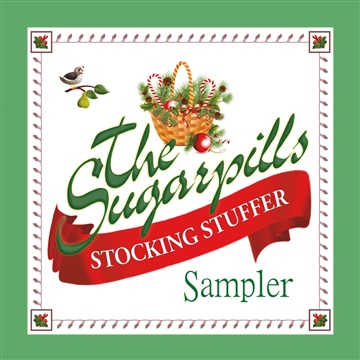 The Sugarpills : Stocking Stuffer Sampler