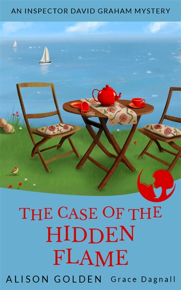 The Case of the Hidden Flame: An Inspector David Graham Cozy Mystery