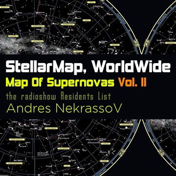 al l bo, Andres NekrassoV, Clouds Testers - Map Of Supernovas, Vol. II by WorldOfBrights