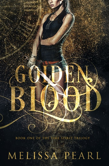 Melissa Pearl : Golden Blood