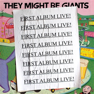 They Might Be Giants : First Album Live