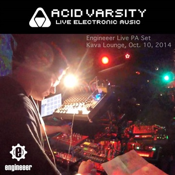 Engineeer : Acid Varsity Live PA October 10, 2014