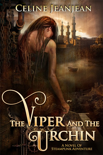 Celine Jeanjean : The Viper and the Urchin