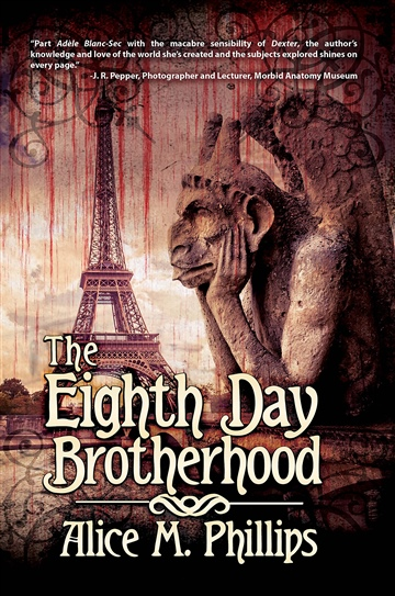 The Eighth Day Brotherhood - Preview Chapters