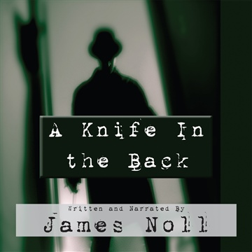 A Knife in the Back Audio Book