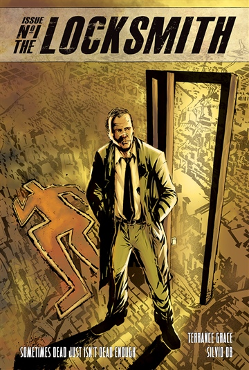 The Locksmith #1 (excerpt)
