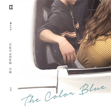 The Color Blue by Bo Baskoro