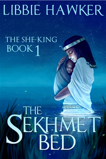 Libbie Hawker : The Sekhmet Bed