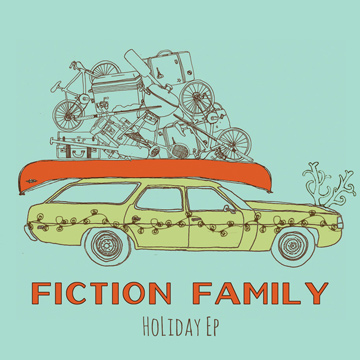 Fiction Family : Holiday EP