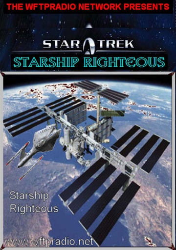 Sean Andre : Star Trek Starship Righteous