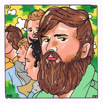 Titus Andronicus by Daytrotter Sessions