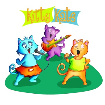 The Kiddie Kats #1 : The Kitty Kats Sample #4