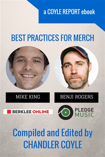 Chandler Coyle : Best Practices for Merch