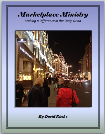 David Rische : Marketplace Ministry