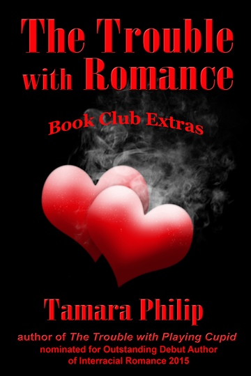 The Trouble with Romance Book Club Extras