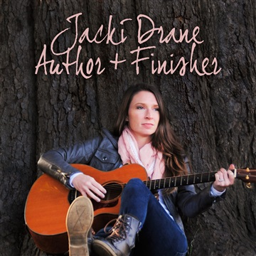 Author and Finisher by Jacki Drane