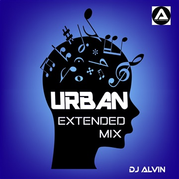 DJ Alvin - Urban (Extended Mix) by ALVIN PRODUCTION ®