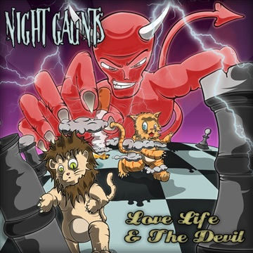 Love Life & The Devil by Night Gaunts