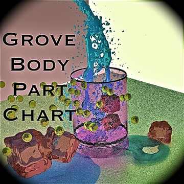 Sari Grove : Grove Body Part Chart
