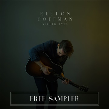 Keeton Coffman  : Killer Eyes - Sampler