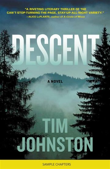 Tim Johnston : Descent (Excerpt)