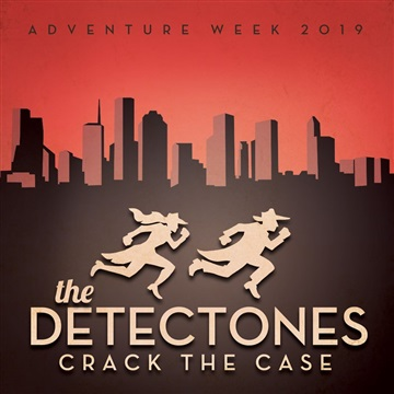 Crack the Case - Adventure Week 2019 by Kenny Clark