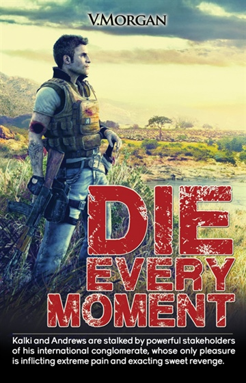Dr.morgan More Mohan : Die Every Moment