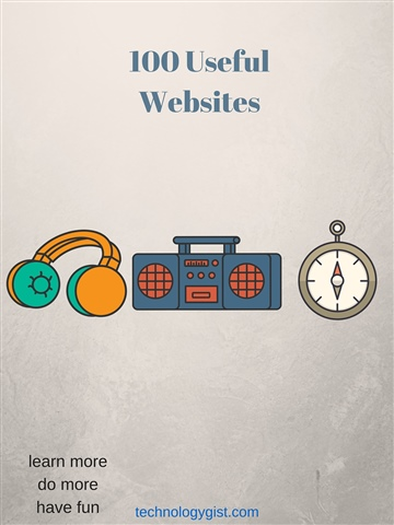 100 Useful Websites