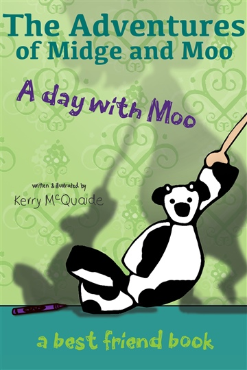 Kerry McQuaide : A Day with Moo: A Best Friend Book
