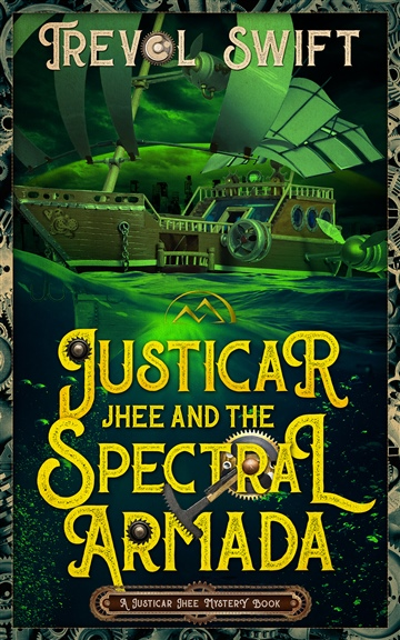 Justicar Jhee and the Spectral Armada