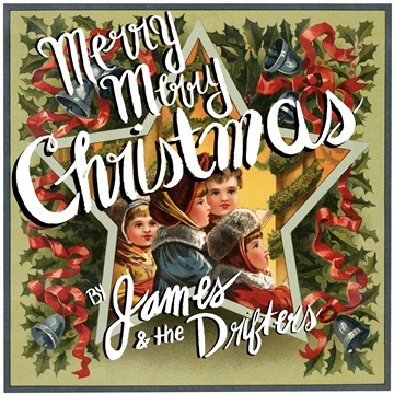 Merry Merry Christmas by James and the Drifters
