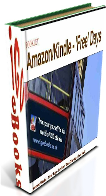 Amazon Kindle Free Days