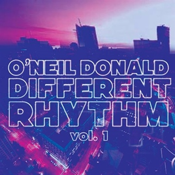 Different Rhythm Vol. 1 by O'Neil Gerald