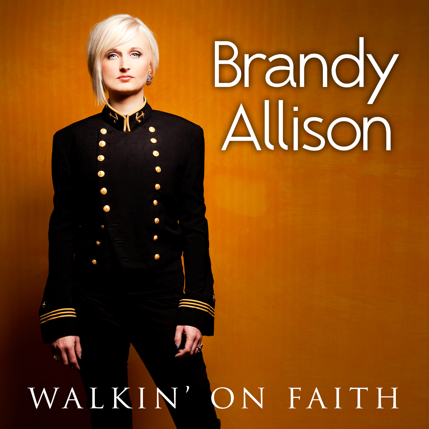"""Brandy Allison : Selections & B sides from """"Walkin' On Faith"""" EP"""