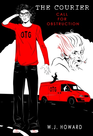 Winnie Jean Howard : Call for Obstruction (The Courier #1)