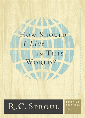 How Should I Live In This World?