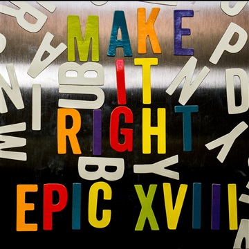 Make It Right (Single) by EPIC XVIII