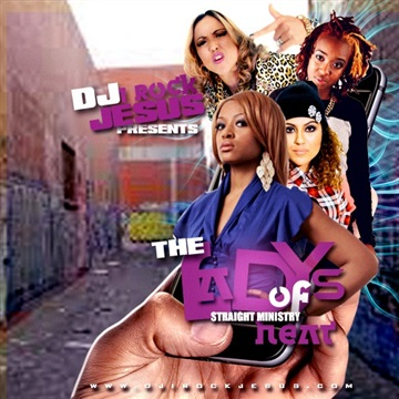 The Ladys Of Straight Ministry Heat by DJ I Rock Jesus