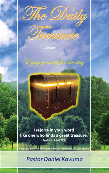 The Daily Treasure Devotional - sample